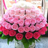 Amazing rose bouquet