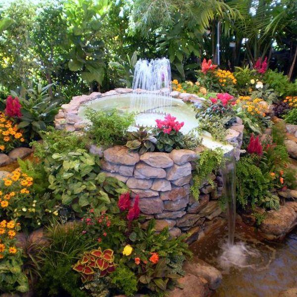 39 garden of eden 39 for Bombas de agua para estanques de jardin