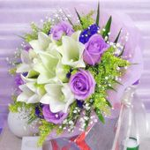 Really beautiful bouquet
