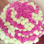 Awesome rose bouquet!