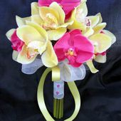awesome orchids bouquet