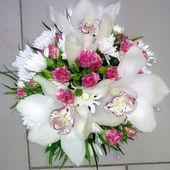 So beautiful bouquet!