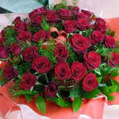 Beautiful rose bouquet