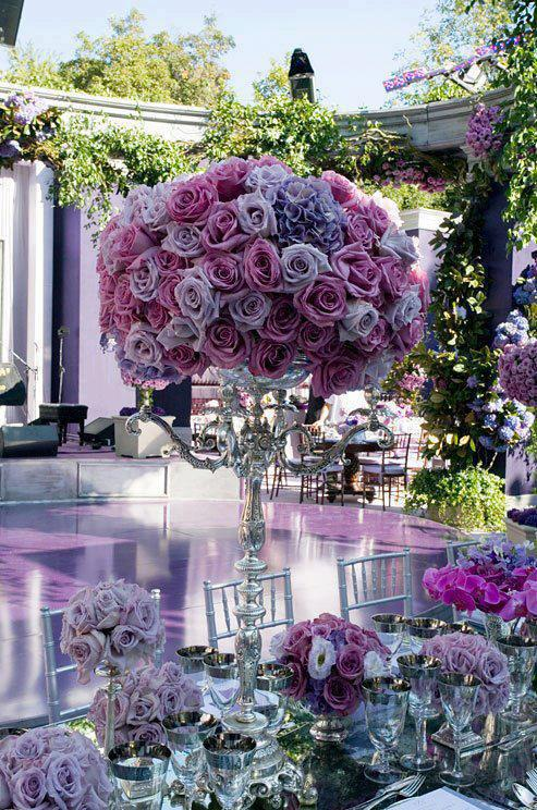 Amazing flower decoration