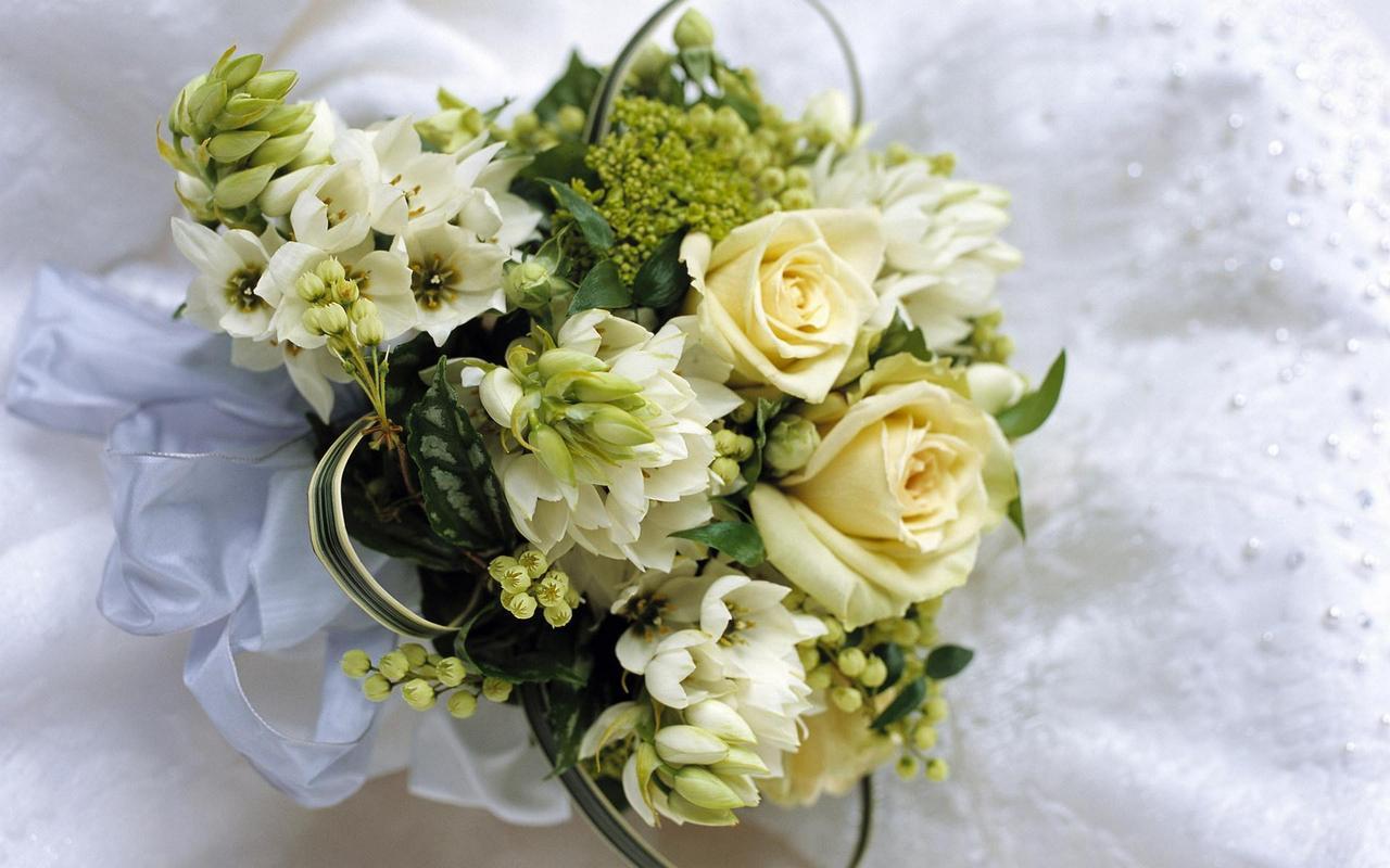 Красивые нежные цветы букеты