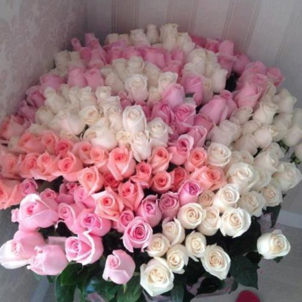 Flowers bouquet images quotes quotesgram for Bouquet roses blanches
