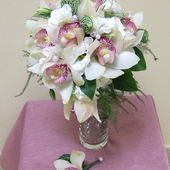 Magnificent orchid bouquet
