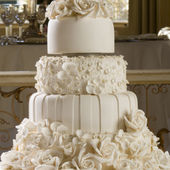 Amazing wedding cake!