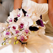 Magnificent bridal bouquet