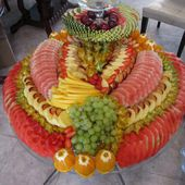 Beautiful food art