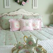 For one of the bedrooms. Soft & cozy