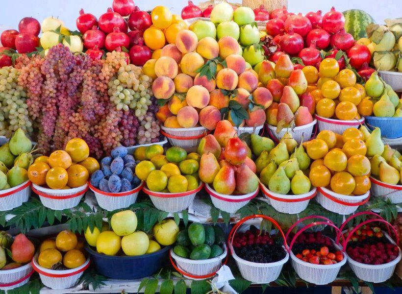 Fruit Bazaar
