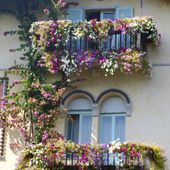 Beautiful balconies!