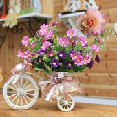 Mini-Pedals and Posies Planter