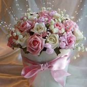 Rose & Pearl Bucket