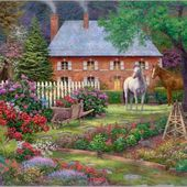 'The Sweet Garden' by Chuck Pinson