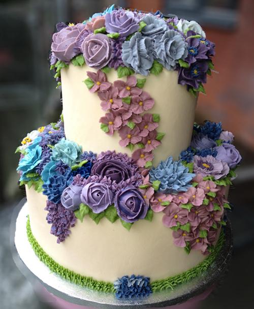 Kiss Wedding Cakes Trinidad