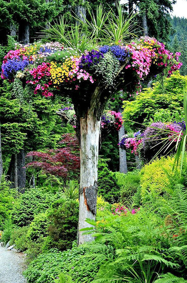 Amazing Flower Tower