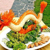 Dragon Salad