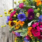 Awesome Colorful Bouquet